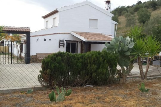 Long Term Rental – Country House, El Burgo, Views.