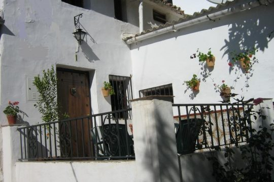 Restored White Village House, 7 min Ronda.