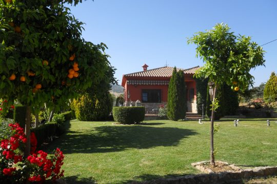 Close to Ronda – Country House, Pool, Guest House