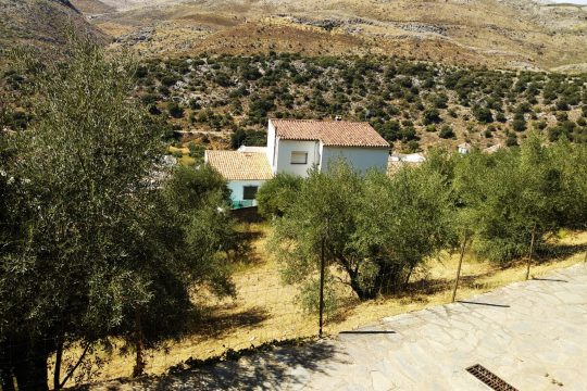Plot 1000 m2 in Parauta, Excellent Views, 40km Coast