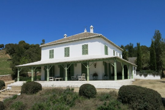 Country Estate, 2 Cortijos, 410 Ha, Bull Ring, Stables, Ruin