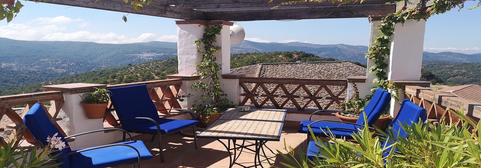 Rural Boutique Hotel, 8 Beds, Roof Terrace, Panoramic Views