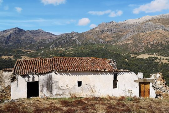 Finca with Cortijo, 54 Ha, Exceptional Views, Serranía de Ronda