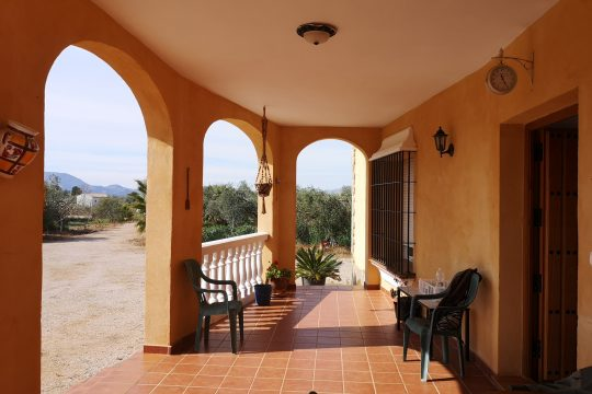 Close to Ronda – Country House, Olive Grove, 3 Beds