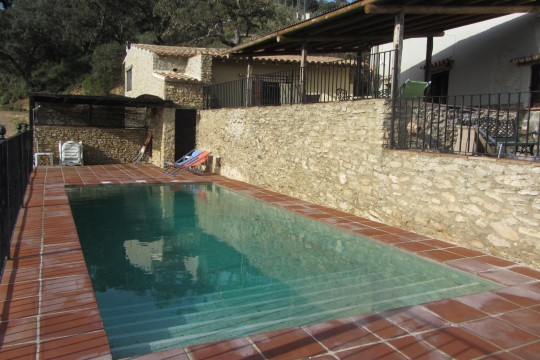 Finca/Cortijo – Licensed Tourism, 2 Stone Houses, Outbuildings, Pools
