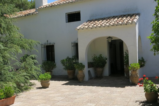 Magnificent Cortijo, 6 Beds, 5 Baths, Pool, Gardens, Views