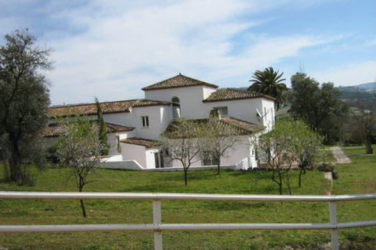 Cortijo, Country Estate, Cottage, Stables.