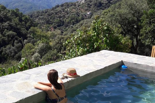 Country House, Pool, Excellent Views, Plot 12287m2