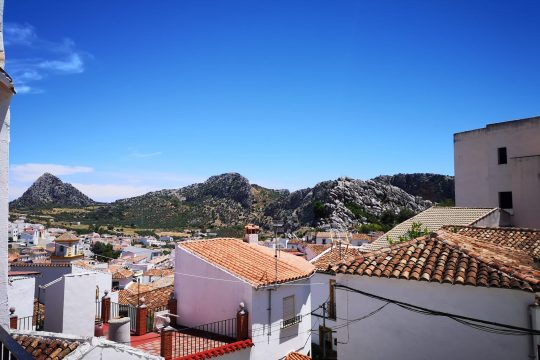 Charming White Vilage House, 3 Bedrooms, Patio & Terrace, Wonderful Views